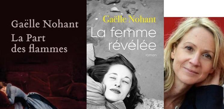Participez à une belle rencontre avec Gaëlle Nohant le 14 janvier, animée par Karine Papillaud !