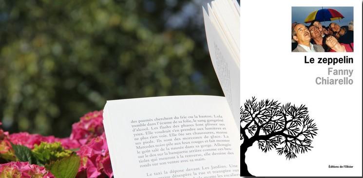 C'est l'été, suivez le conseil de lecture de…Fanny Chiarello