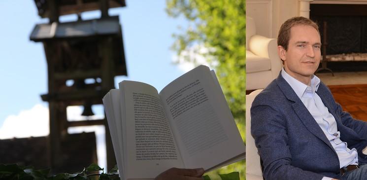 Cet été, suivez le conseil de lecture de … Fabrice Humbert