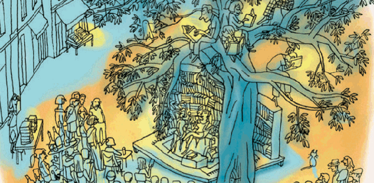 Quand les lecteurs font le plein de rencontres aux Correspondances de Manosque 2019