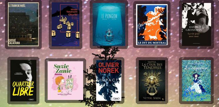 Les 10 livres coups de cœur des lecteurs - décembre 2020