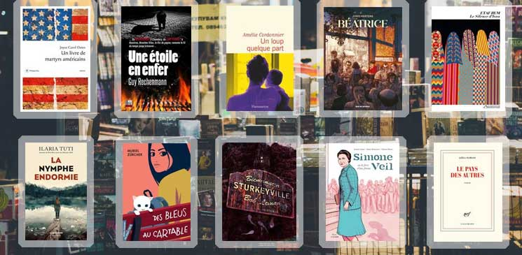 Les 10 livres coups de cœur des lecteurs - mai 2020