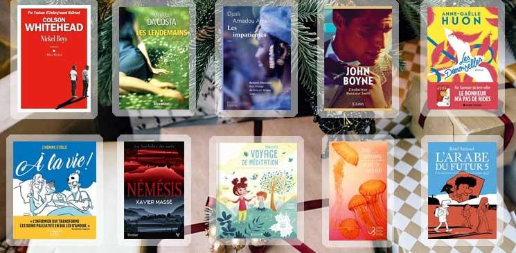 Les 10 livres coups de cœur des lecteurs - année 2020