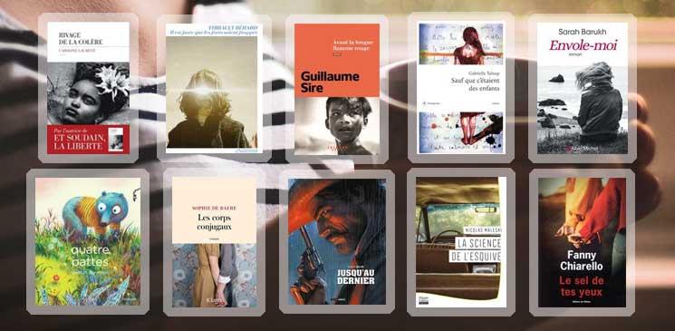 Les 10 livres coups de cœur des lecteurs - février 2020