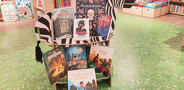 Littérature jeunesse : les livres marquants de l'année 2020