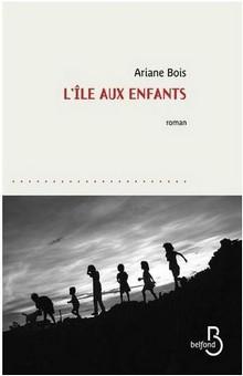 """""""L'île aux enfants"""", un roman poignant sur des faits réels"""