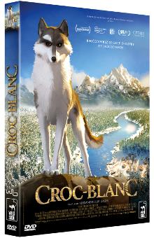 Jeu Croc-Blanc : gagnez des DVD, Blu-Ray, éditions collectors, romans et albums du film...