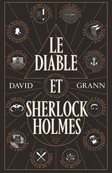 En direct des scènes de crime avec Sherlock et Grann