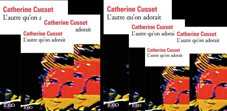 """On aime, on vous fait gagner """"L'autre qu'on adorait"""" de Catherine Cusset"""