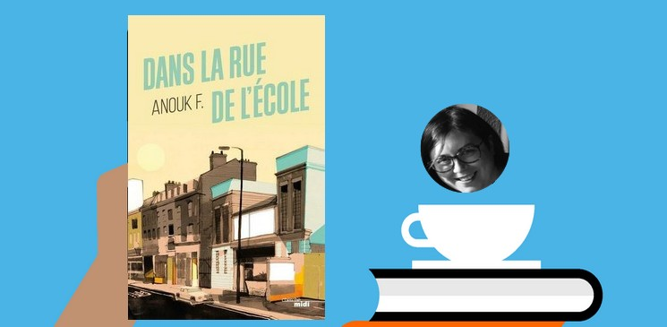 """""""Dans la rue de l'école"""", un roman sur la mixité sociale..."""