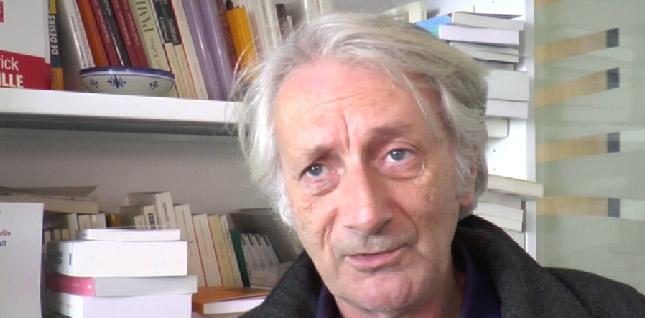 """Autour d'un verre avec Patrick Deville pour son roman """"Viva"""""""