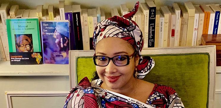 Djaïli Amadou Amal est lauréate du Prix Goncourt des Lycéens 2020 !