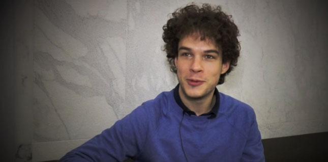 Interview d'Arthur Dreyfus, membre du jury du Prix Orange du Livre