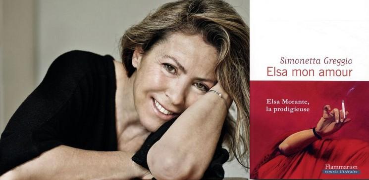 """Simonetta Greggio et Elsa Morante : """"Un exercice de style incroyable !"""""""