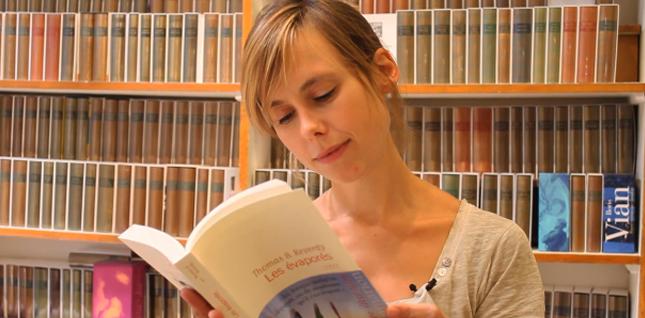 Parole de libraire s'arrête à Bordeaux