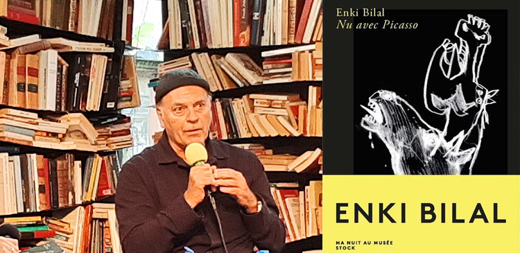 Les Correspondances de Manosque démarrent en trombe avec Enki Bilal en ouverture