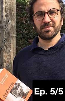 """Interview-feuilleton : Guillaume Sire pour """"Avant la longue flamme rouge"""" 5/5"""