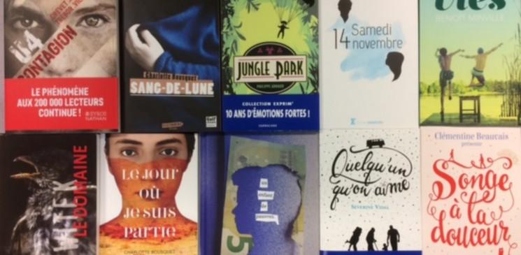 Explo'Book revient pour éclairer votre hiver : choisissez, recevez, lisez, donnez votre avis