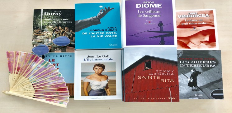 Rentrée littéraire 2019 : les romans à découvrir avec les #Explolecteurs !