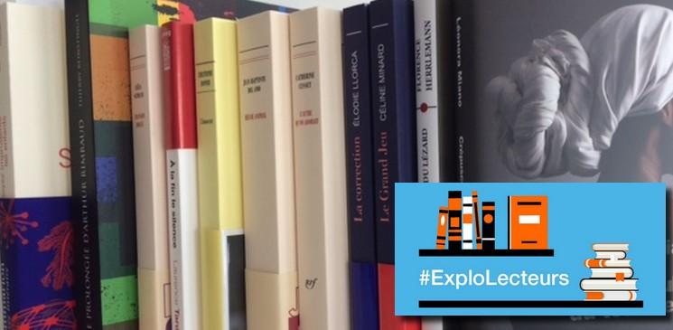 Rentrée littéraire 2016 : les premiers avis de nos #Explolecteurs !