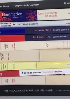 Rentrée littéraire 2016 : le palmarès des Explorateurs