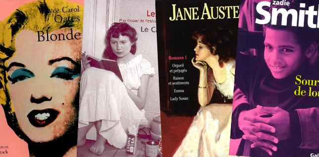 Femmes écrivains : conseils de lecture