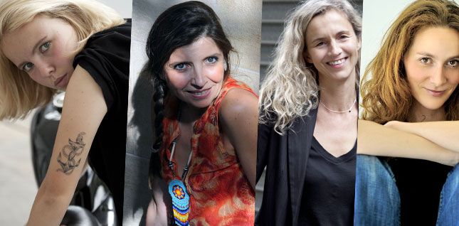 Les romancières françaises nouvelle génération (2014)