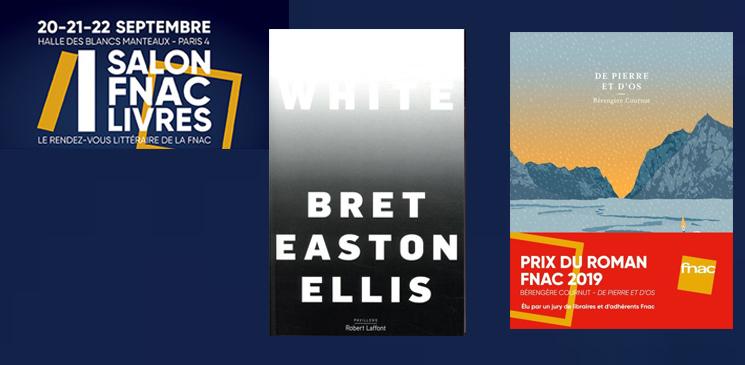 """On aime, on vous fait gagner """"De pierre et d'os"""" de Bérengère Cournut et """"White"""" de Bret Easton Ellis"""