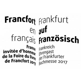La France, invitée d'honneur de la foire du livre de Francfort 2017