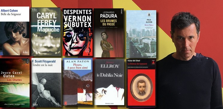 La bibliothèque idéale de Frédéric Couderc