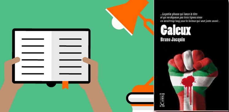 """Vous aimez le suspense et l'Histoire ? Lisez """"Galeux"""" de Bruno Jacquin"""