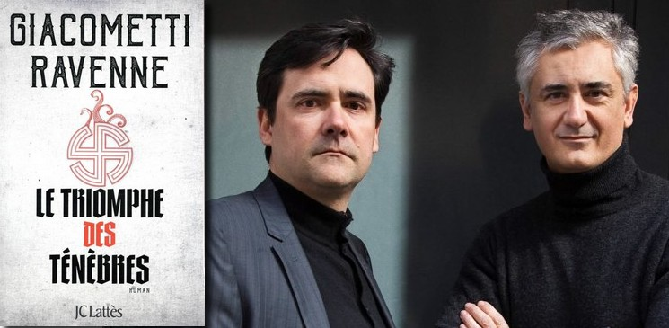 Le Triomphe des ténèbres : un thriller et une enquête sur la secte des nazis