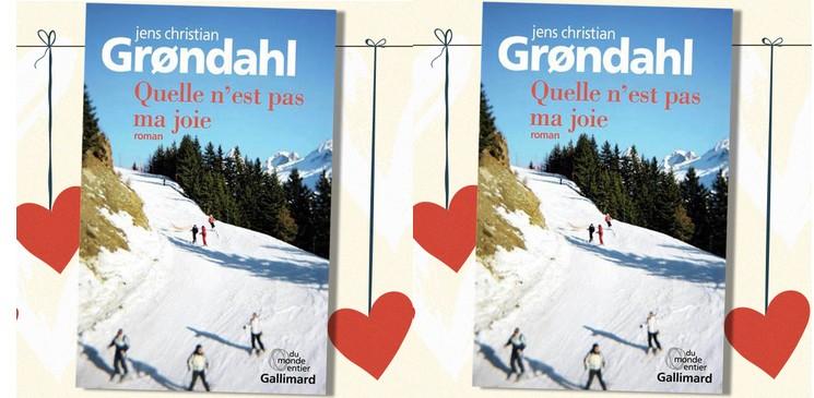 Le nouveau Grøndahl, un roman qui choque le bourgeois