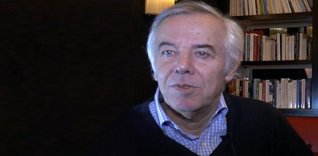 """Autour d'un verre avec Philippe Grimbert à propos de """"Rudik, l'autre Noureev"""""""