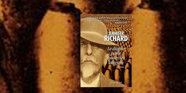 """""""Le diable parle toutes les langues"""" de Jennifer Richard, l'histoire captivante d'un homme détestable"""