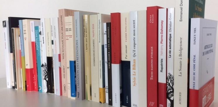 Jouez avec les 30 livres en sélection pour le Prix Orange du Livre 2017
