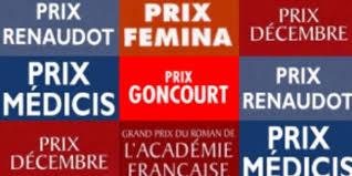 Tous les Prix littéraires de l'automne 2015, ou presque !