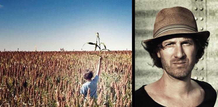 """Interview de Florent Marchet pour son premier roman """"Le monde du vivant"""""""