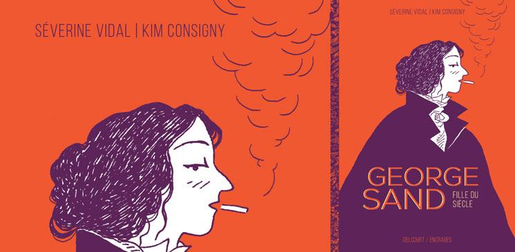 """Evénement """"George Sand, fille du siècle"""" : interview et jeu-concours"""