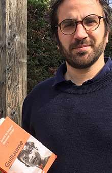 """Interview-feuilleton : Guillaume Sire pour """"Avant la longue flamme rouge"""" 1/5"""