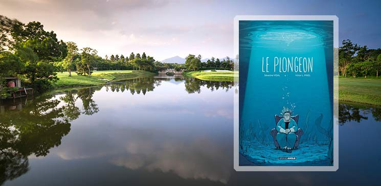 """Entretien avec Séverine Vidal pour """"Le Plongeon"""" : recevez des exemplaires de la BD !"""