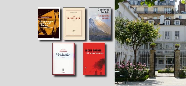 Soirée « Découverte littéraire » du Prix Orange du Livre 2016