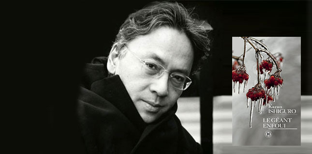 "Interview exclusive : Kazuo Ishiguro et ""Le géant enfoui"""