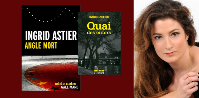 Interview d'Ingrid Astier