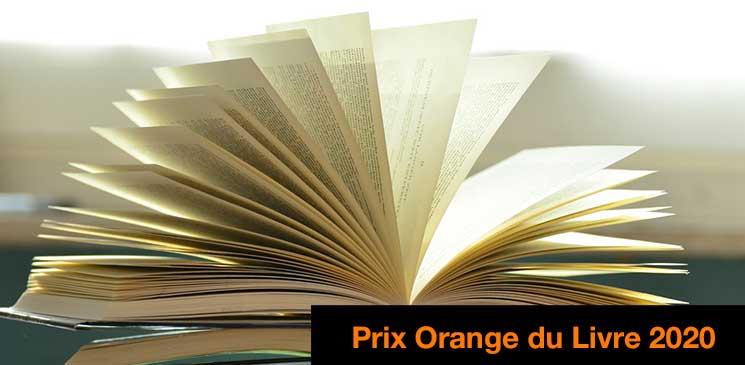 Prix Orange du Livre 2020 : 8 jurés professionnels, 8 portraits