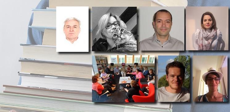 Les lecteurs membres du jury du Prix Orange du Livre 2017