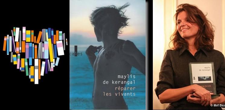 Prix Orange du Livre et après ? Maylis de Kerangal, lauréate en 2014