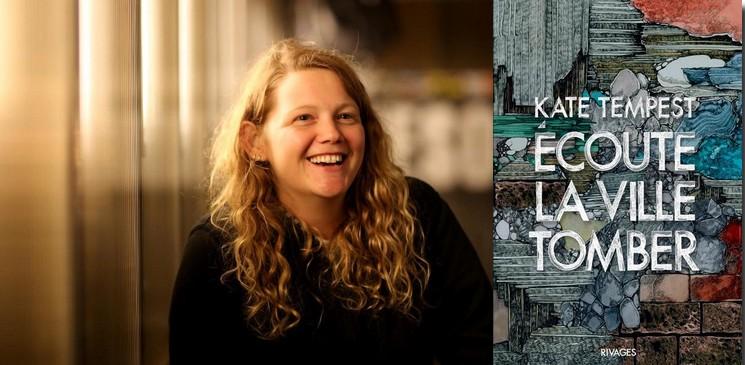 Kate Tempest : l'uppercut de la rentrée littéraire