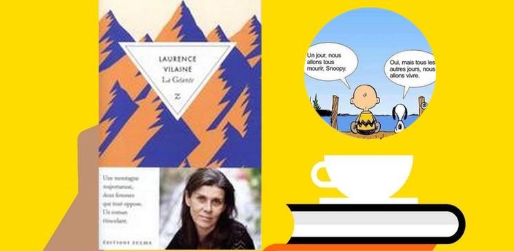 """""""La Géante"""", un roman à l'écriture et à l'histoire envoûtantes."""