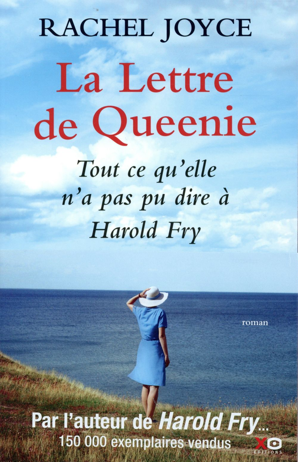 """""""La Lettre de Queenie"""" de Rachel Joyce - la chronique #35 du Club des Explorateurs"""